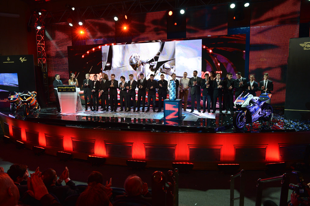 Moto GP Awards 2012