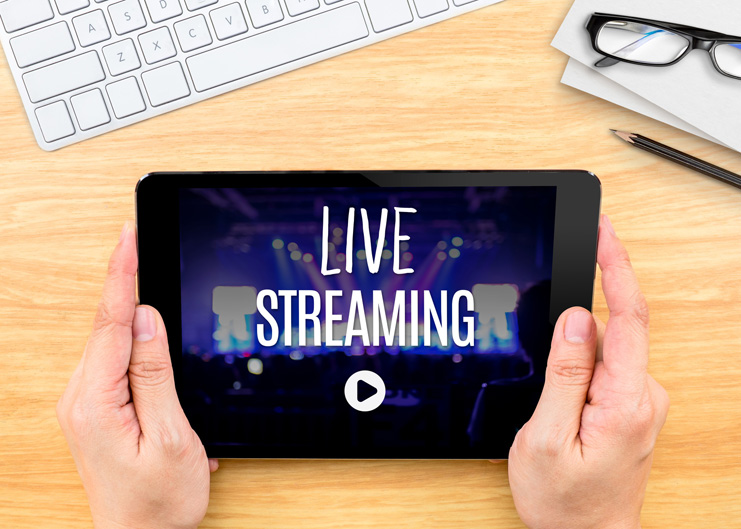 Aumenta la audiencia de tu evento en streaming