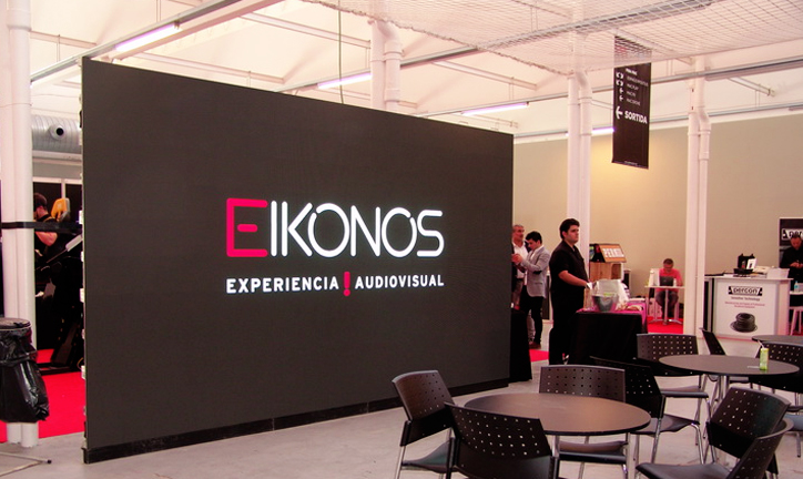 Eventos audiovisuales de EIKONOS