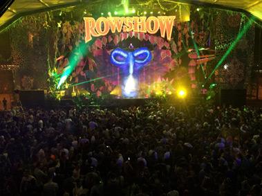El Row Show Zaragoza