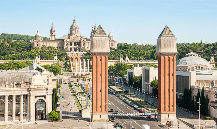 organizar un evento en Barcelona