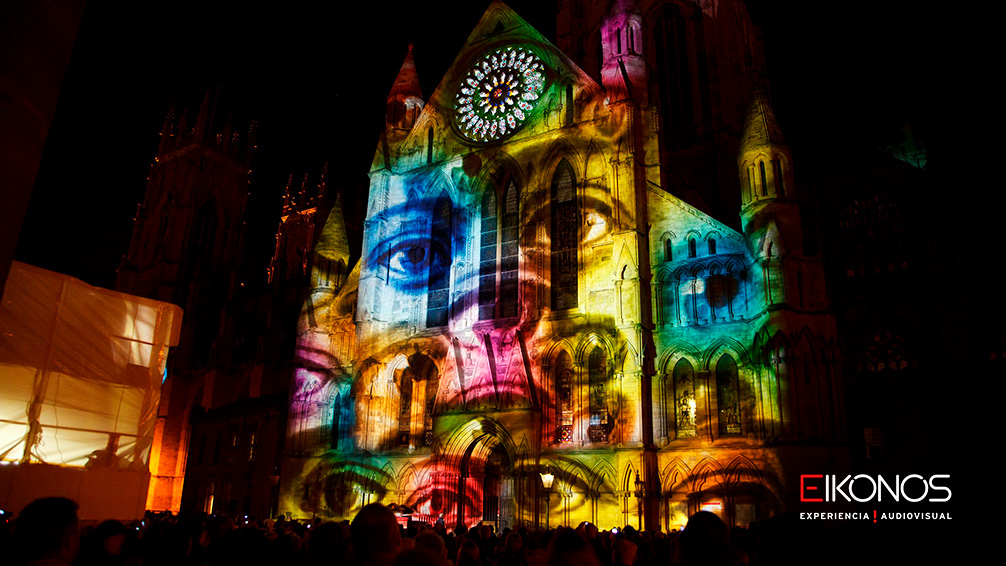 Videomapping una buena alternativa